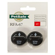 PetSafe Batterij Module 2st 6v RFA-67D-11