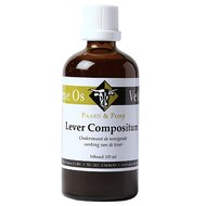 Groene Os Lever Compositum Paard 100ml