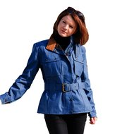 Scippis Mount Isa Jacket Denim M