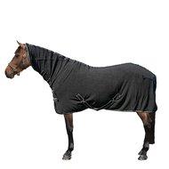 Harry Horse Fleecedeken Met Hals Zwart