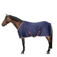 Harrys Horse Jersey Cooler Rug Navy
