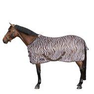 Harry's Horse Vliegendeken Plume Singels Zebra