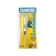 Eze Lap Round Diamond Sharpener Grijs/Titanium kleur