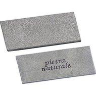 Fox Dubbelzijdige Slijpsteen Grijs/titanium Kleur 10cm