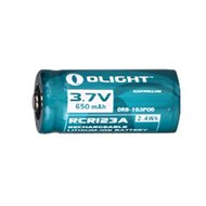 Olight Rechargeable Batterij Rcr123a 3.7v  650mah