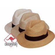Scippis Panamahut Quito weiß