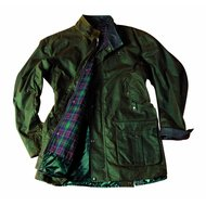 Scippis Ascot Jacket Olive