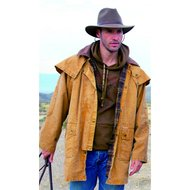 Scippis Duster Jacket Tan