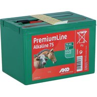 Ako Batterie de Clôture Alkaline Petit 75Ah 9V Vert 75Ah-9V
