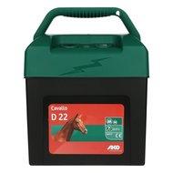 Ako Cavallo Batteriegerät D22 9V