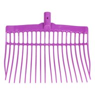 Agradi Shaving Fork KS without steel Purple
