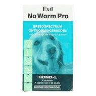 Exil No Worm Pro Hund L 4 Tabl.