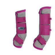 Rambo Flyboots Fly Airmesh Vamoose Silver-Purple