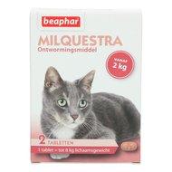 Beaphar Milquestra Wormtablet Kat 2-12kg