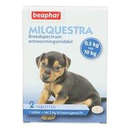 Beaphar Milquestra Wurmtablet kleine Hund/Welpe 0,5-10kg 2St
