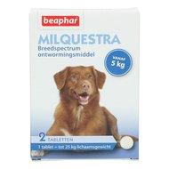 Beaphar Milquestra Wurmtabletten Hund 5-50kg 2St.
