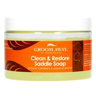Groom Away Clean&Restore Saddle Soap 400g
