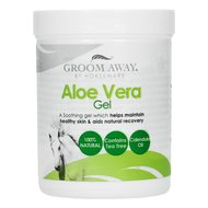 Groom Away Natural Aloe Vera Gel Verzachtend 200ml