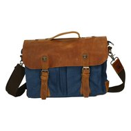Scippis Westfield messenger bag Blue OneSize