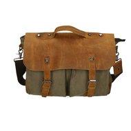 Scippis Westfield messenger bag Olive OneSize