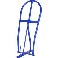 Shires Saddle Carrier Rack Blue