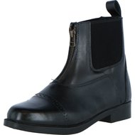 Harrys Horse Jodhpur Boots Leather Hickstead Zipper Black
