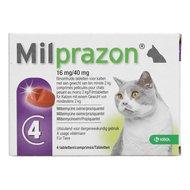 Milprazon Entwurmungsmittel Katze