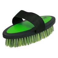 Ezi Groom Body Brush Lime Green