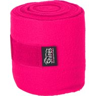 Shires Bandages Fleece Pink 15cm