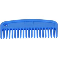 Shires Mane Comb Large Plastic Blue