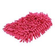 Shires Grooming Mitt Microfibre Pink