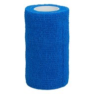 Shires Cohesive Bandages Royal Blue 10cm