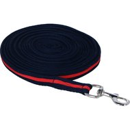 Wessex Lunge Line Soft Feel Navy/Red 8m