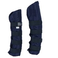 Shires Travelling Boots Travel Sure Economy Navy