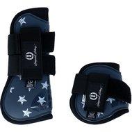 IR Peesbeschermers/strijklappen Pattern Set Navy Star Full