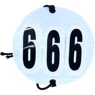 Agradi Startnummer mit 3 Zahlen