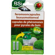 BSI Navulling Feromooncapsules Buxusmottenval 2 stuks