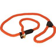 Digby & Fox Sliplijn Gedraaid Oranje One Size