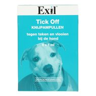 Exil Tick Off Knijp-ampul 6x1ml