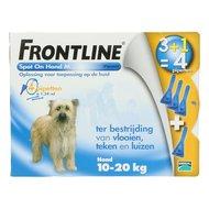 Frontline Spot-On Hond 10-20kg