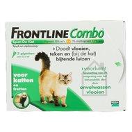 Frontline Combo Spot-On Kat 3pip