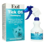 Exil Tick-off Combispray Hond 250ml