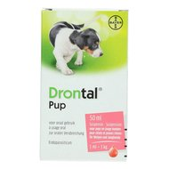 Drontal Drontal Welpe 50ml