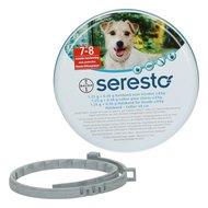 Seresto Teken en Vlooien Halsband Kleine Hond tot 8kg 38cm