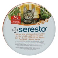 Seresto Tick and Flea Collar Cat to 8kg