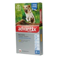 Advantix 400/2000 Spot-On Hund 25-40kg