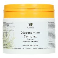 Groene Os Glucosamine Complex Hond/Kat 250gr.