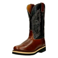 HKM Western Boots Softy Cow Brown