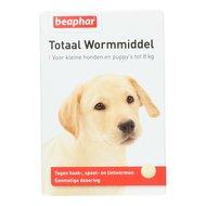 Beaphar Wormmiddel Totaal kleine hond & puppys 6st
