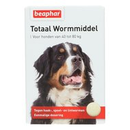 Beaphar Wormmiddel Totaal hond extra groot 8st